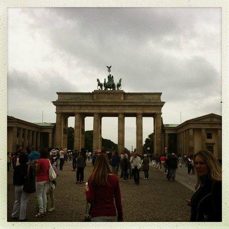 SANDEMANs NEW Europe Berlin: Brandenburg Gate