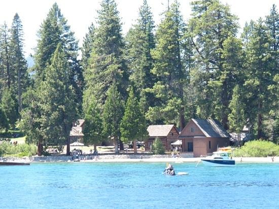 The Ridge Tahoe: On the lake!
