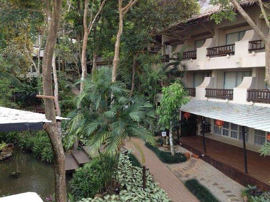 Pakasai Resort: Close to Nature Concept