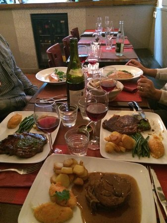 L'Ange 20 Restaurant : Entree