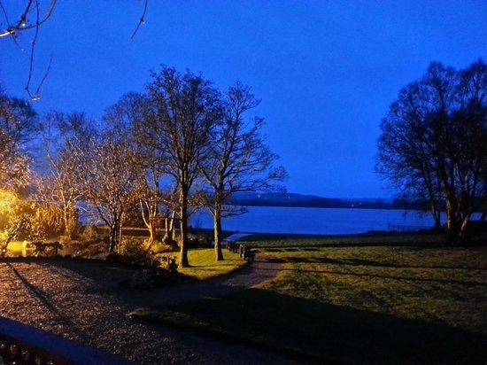 Harvey's Point: Dusk at Lough Eske