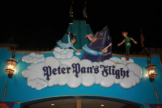 Magic Kingdom: You will need a fastpass for Peter Pan's Flight
