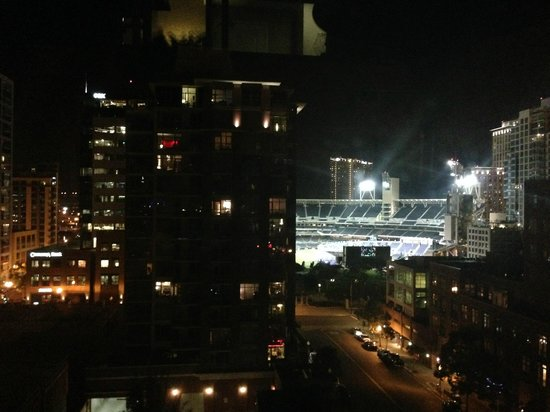 Hotel Indigo San Diego Gaslamp Quarter: view from rooftop