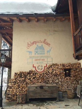 Auberge De La Maison Restaurant