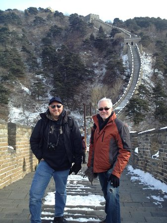 Beijing Private Tours By Jessie: Great Wall With Snow