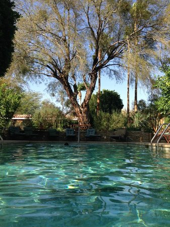 Hacienda Hot Springs Inn: The Pool
