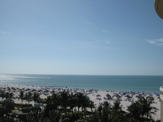 JW Marriott Marco Island Beach Resort : View from room