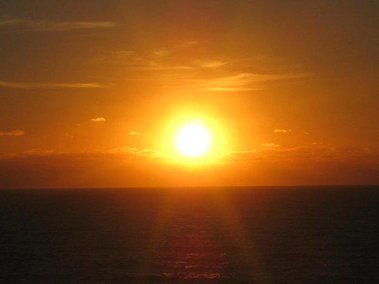 JW Marriott Marco Island Beach Resort: Sunset from room