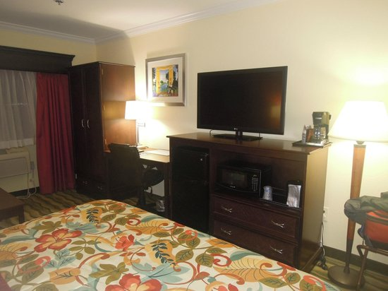 Best Western Plus Palm Beach Gardens Hotel & Suites & Conference Center: Room amenities