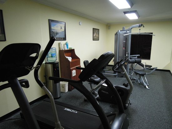 Best Western Plus Palm Beach Gardens Hotel & Suites & Conference Center: Fitness area