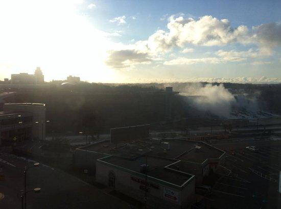 Crowne Plaza Niagara Falls - Fallsview: Niagara Falls View