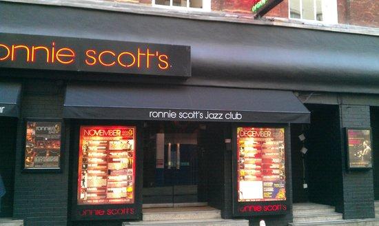 Ronnie Scott's: Ronnie Scotts
