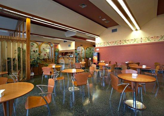 Hotel Ciudad de Burgos : Cafetería