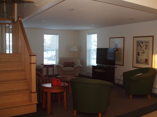 Skaneateles Suites: Plenty of room