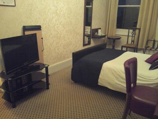Gipsy Hill Hotel: Bedroom