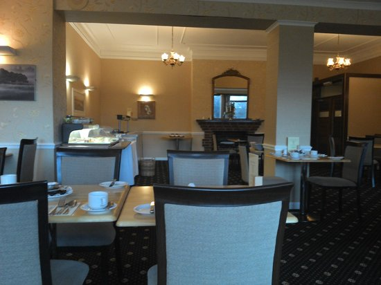 Gipsy Hill Hotel : Dining room / Breakfast Bar