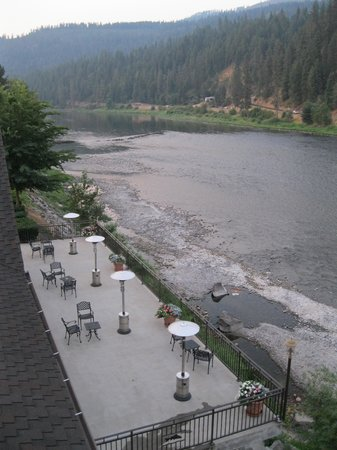 Best Western Lodge At River's Edge: View from Room