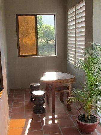 Arun Rass Guest House : Each room had a little balcony.
