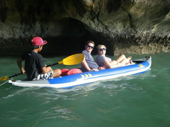 Baan Saleah Phuket: John Grey's Kayaks