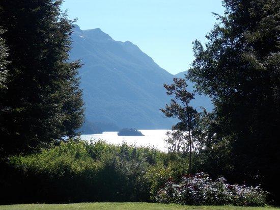 Hosteria Pichi Rincon : Vista desde el jardín