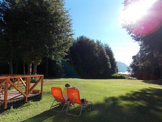 Hosteria Pichi Rincon : Jardín