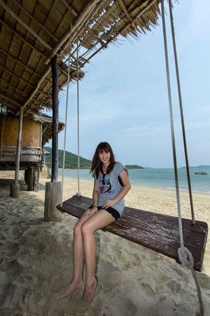 M.T.Resort: ชิงช้าริมทะเล