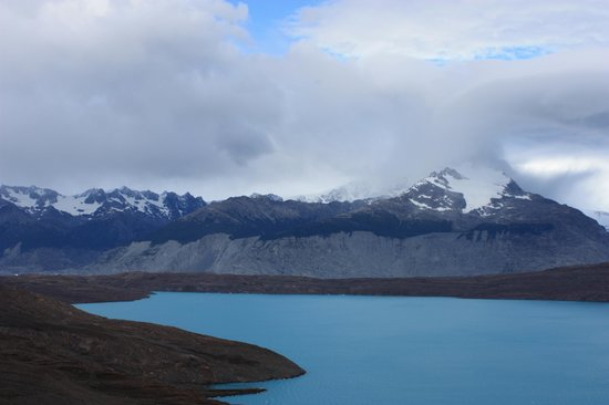 Estancia Cristina Lodge: View of Upsala Glacier from all day guided hike