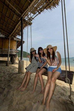 M.T.Resort: ชิงช้า