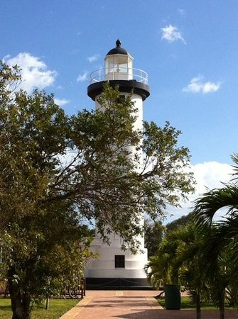 Punta Higuera Light House : faro Rincon