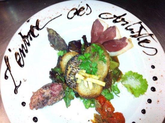 Restaurant La Mandoline: Magnifique