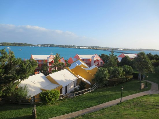 Grotto Bay Beach Resort & Spa: View from the Room