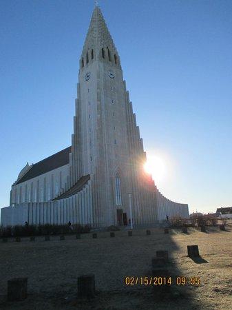 Église d'Hallgrimur (Hallgrimskirkja) : Hallgrimskirkja