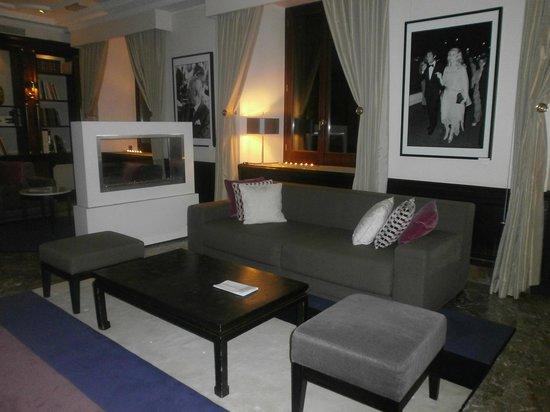 Sofitel Rome Villa Borghese: un petit salon