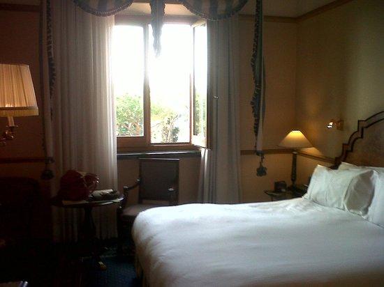 Sofitel Rome Villa Borghese: chambre