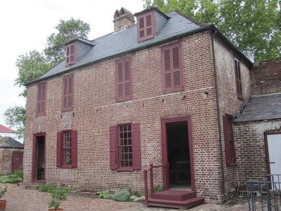 Heyward-Washington House : Kitchen