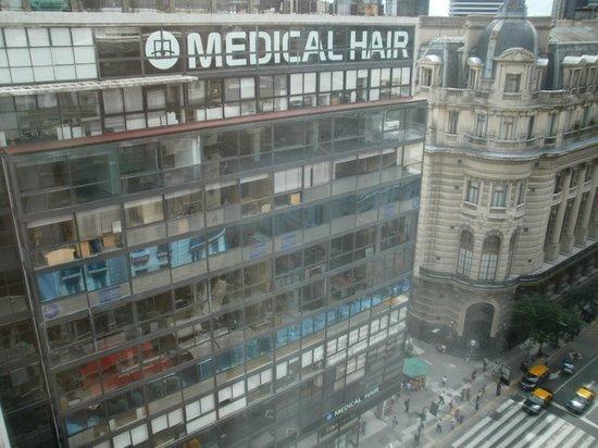 Hotel Centro Naval: Hab, para el frente