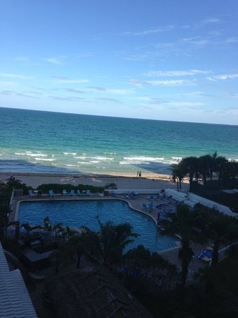 Ocean Manor Resort Hotel : Room view