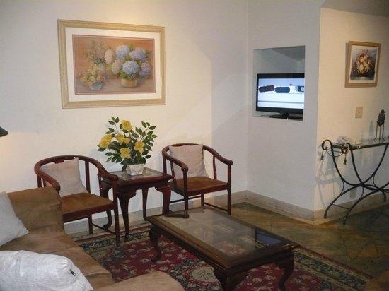 Augusto's Copacabana Hotel: Lobby