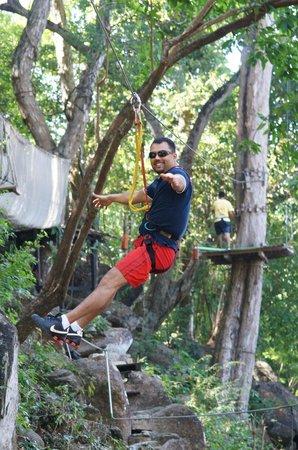 Las Animas Adventure Park: divertido y seguro