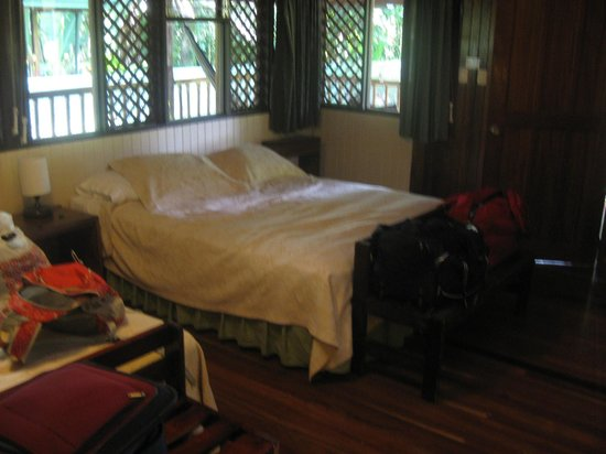 Selva Verde Lodge: our room