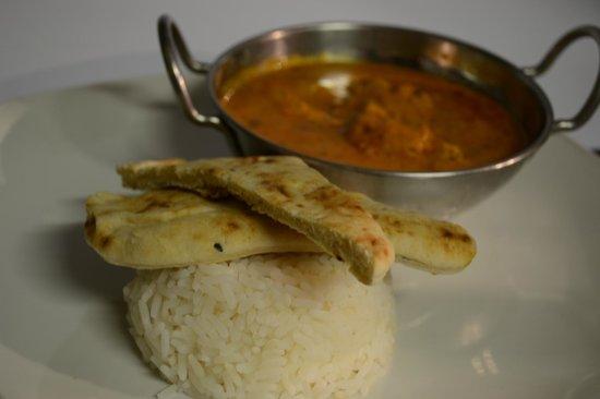 Ben Nevis Bar and Restaurant: Chicken Tikka Masala