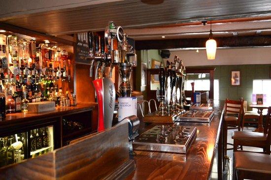 Ben Nevis Bar and Restaurant: Jacobite Lounge