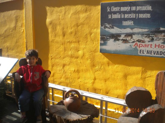 Apart El Nevado: TOMANDO UN DESCANSO
