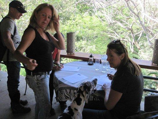 Finca Caballo Loco - Horse Tours Costa Rica: Signing up