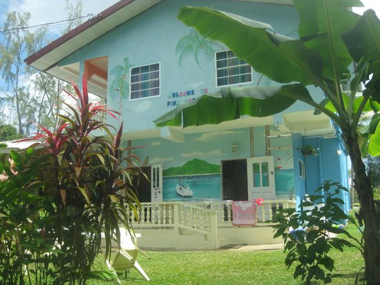 Fish Tobago Guesthouse: Guest House