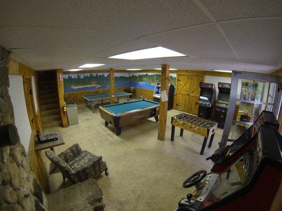 Chocorua Camping Village: Game Room