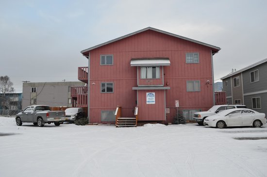 Arctic Adventure Hostel: Street View