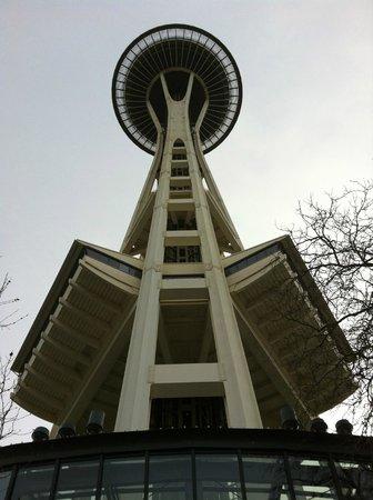 Warwick Seattle: Look Up!