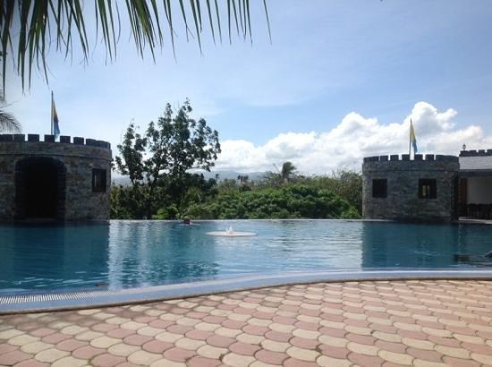 Lingganay Boracay Hotel Resort: Fort Boracay