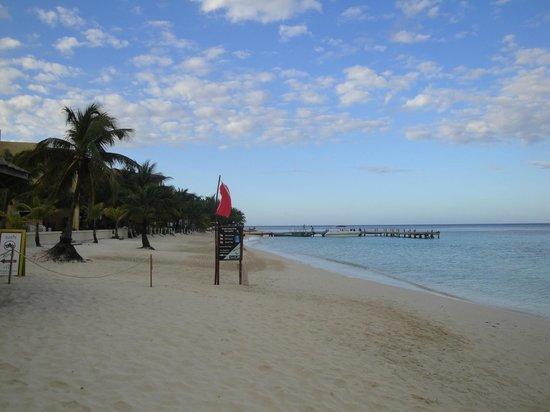 Paradise Oceanic Hotel : Hermosa playa a unos pasos del hotel